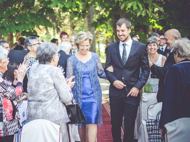 La boda de Pau y Mireia en Vallfogona De Riucorp, Tarragona 71