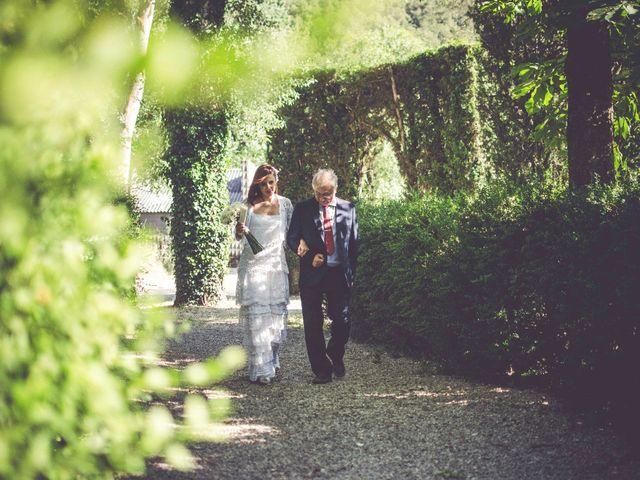 La boda de Pau y Mireia en Vallfogona De Riucorp, Tarragona 84