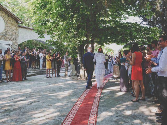 La boda de Pau y Mireia en Vallfogona De Riucorp, Tarragona 86
