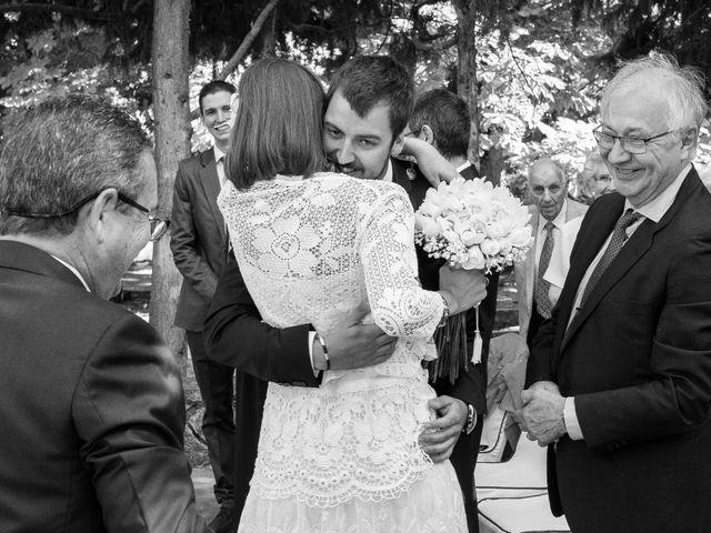 La boda de Pau y Mireia en Vallfogona De Riucorp, Tarragona 88
