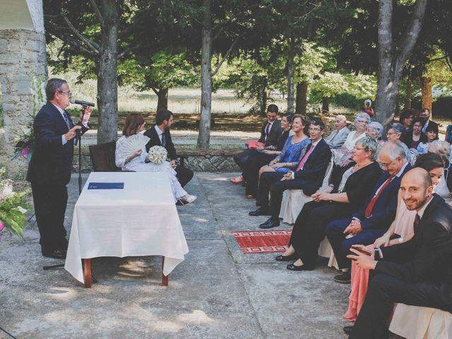 La boda de Pau y Mireia en Vallfogona De Riucorp, Tarragona 91