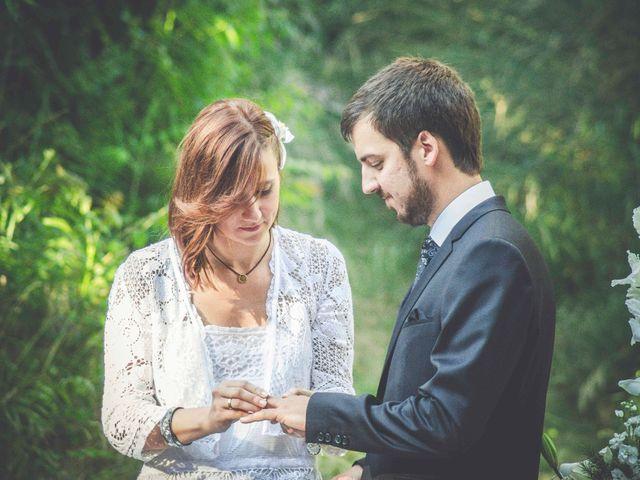 La boda de Pau y Mireia en Vallfogona De Riucorp, Tarragona 100