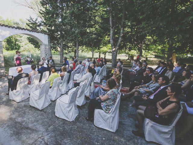 La boda de Pau y Mireia en Vallfogona De Riucorp, Tarragona 103
