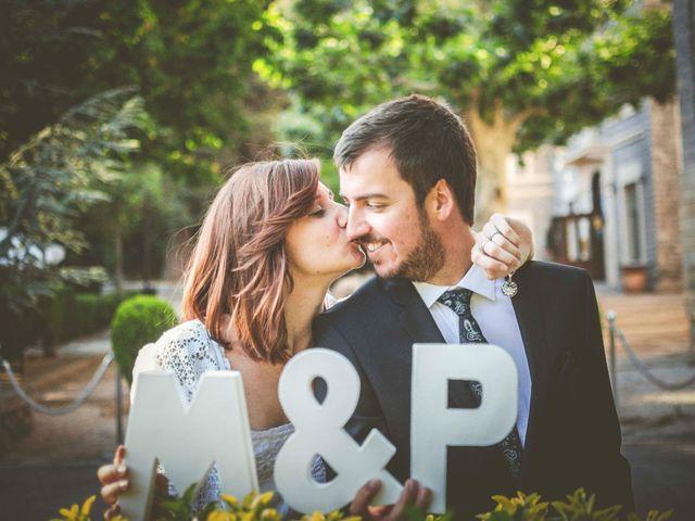 La boda de Mireia y Pau