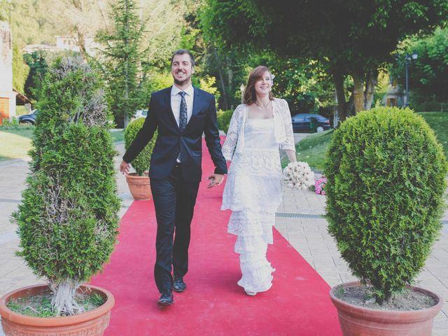 La boda de Pau y Mireia en Vallfogona De Riucorp, Tarragona 127