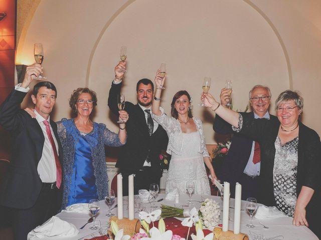 La boda de Pau y Mireia en Vallfogona De Riucorp, Tarragona 137