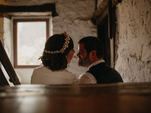 La boda de Iratxe y Gaizka