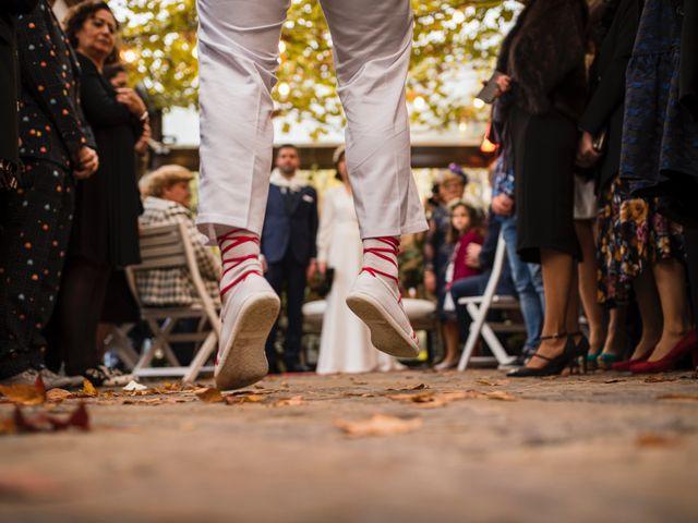 La boda de Gaizka y Iratxe en Valle De Atxondo, Vizcaya 1