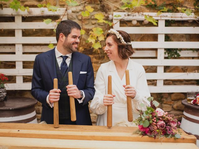 La boda de Gaizka y Iratxe en Valle De Atxondo, Vizcaya 22