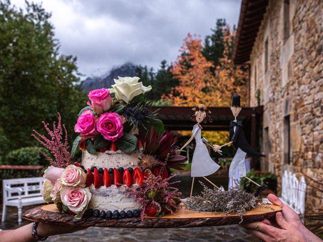 La boda de Gaizka y Iratxe en Valle De Atxondo, Vizcaya 24