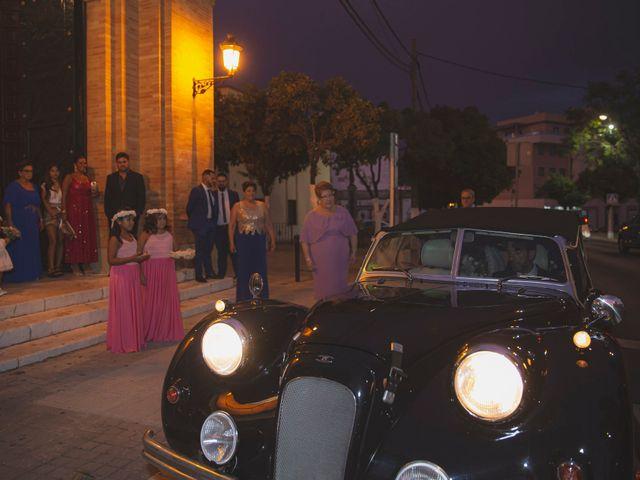 La boda de Félix y Celia en Almensilla, Sevilla 7