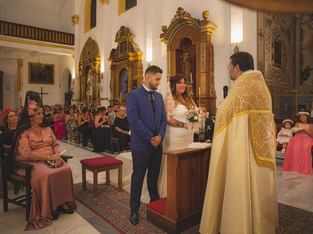 La boda de Félix y Celia en Almensilla, Sevilla 8
