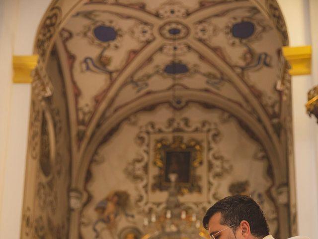 La boda de Félix y Celia en Almensilla, Sevilla 10