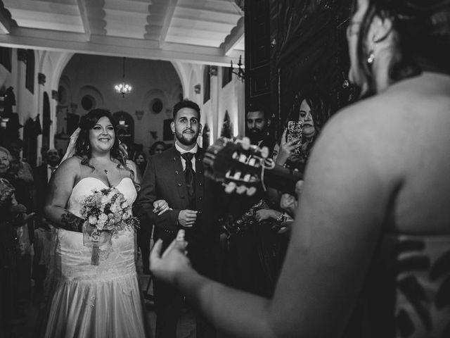La boda de Félix y Celia en Almensilla, Sevilla 11