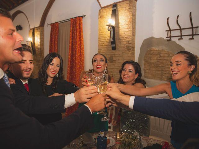La boda de Félix y Celia en Almensilla, Sevilla 23