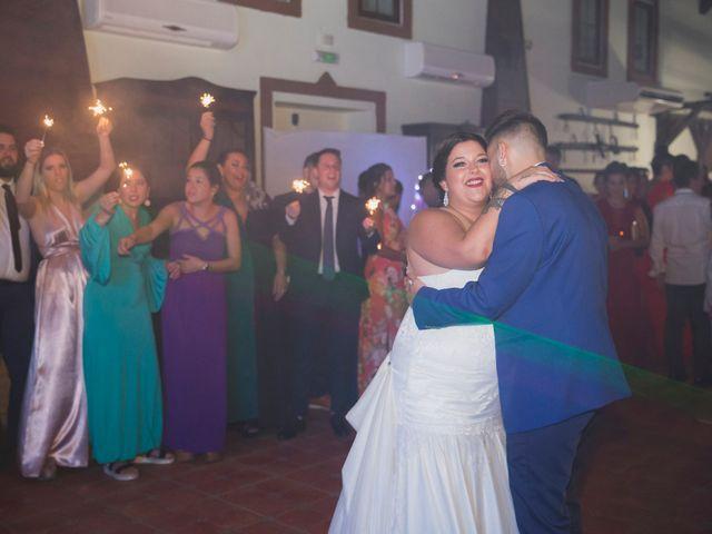 La boda de Félix y Celia en Almensilla, Sevilla 25