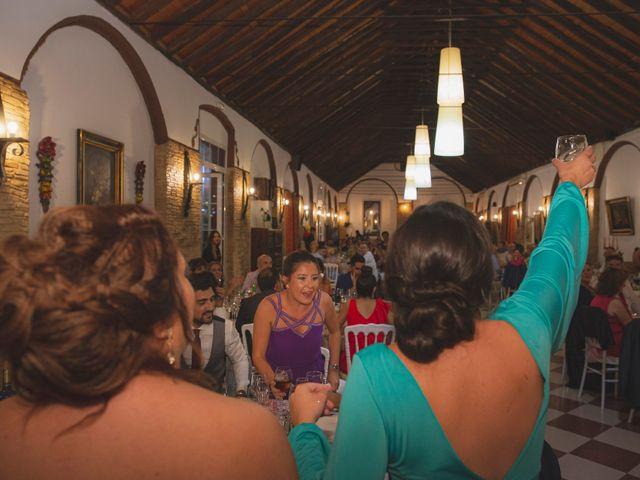 La boda de Félix y Celia en Almensilla, Sevilla 18
