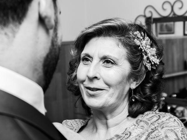 La boda de Isaac y Beatriz en Saelices, Cuenca 6