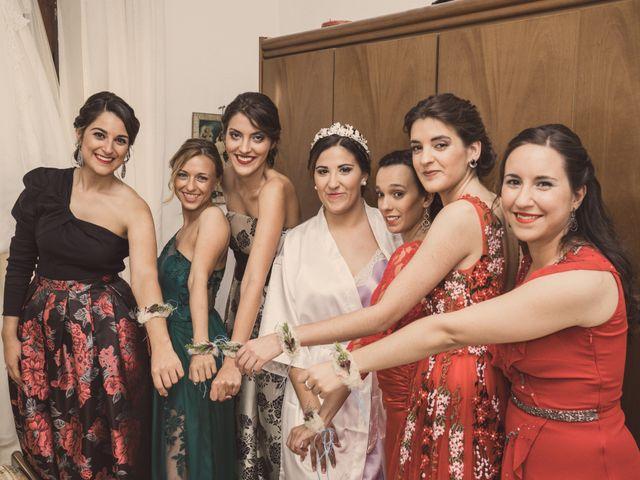 La boda de Isaac y Beatriz en Saelices, Cuenca 8