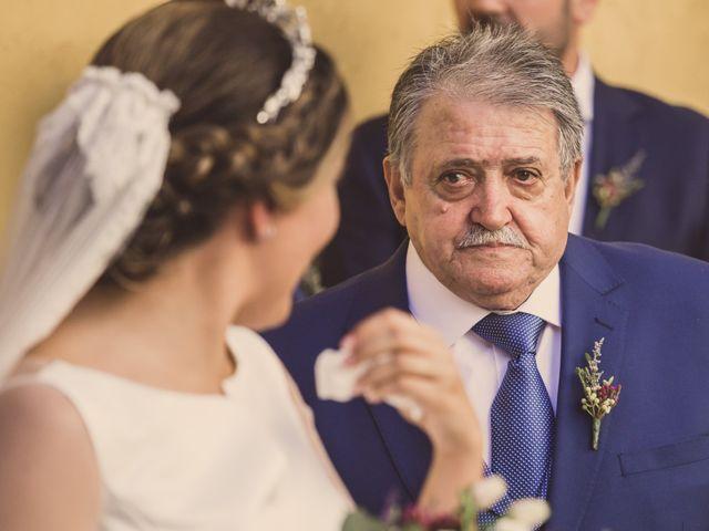 La boda de Isaac y Beatriz en Saelices, Cuenca 19