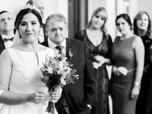 La boda de Isaac y Beatriz en Saelices, Cuenca 20