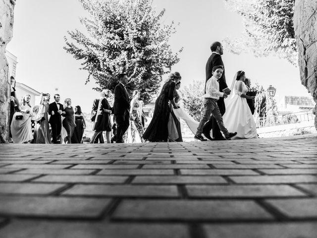 La boda de Isaac y Beatriz en Saelices, Cuenca 1