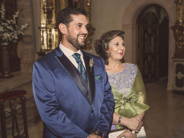La boda de Isaac y Beatriz en Saelices, Cuenca 24