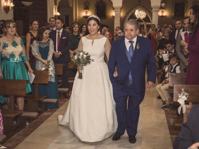 La boda de Isaac y Beatriz en Saelices, Cuenca 25