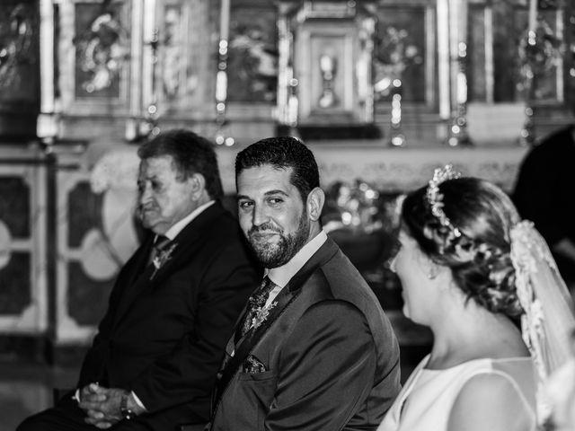 La boda de Isaac y Beatriz en Saelices, Cuenca 28