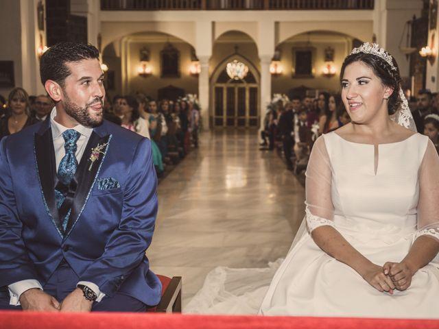 La boda de Isaac y Beatriz en Saelices, Cuenca 29