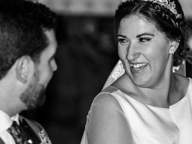 La boda de Isaac y Beatriz en Saelices, Cuenca 31