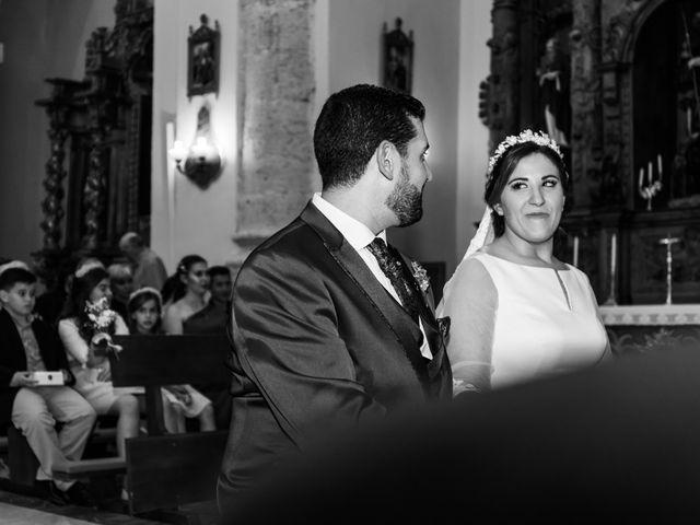 La boda de Isaac y Beatriz en Saelices, Cuenca 32