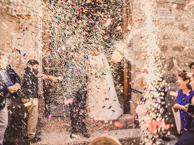 La boda de Isaac y Beatriz en Saelices, Cuenca 33