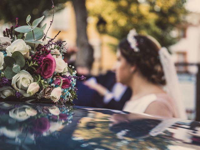 La boda de Isaac y Beatriz en Saelices, Cuenca 37