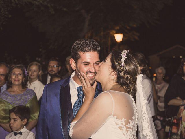 La boda de Isaac y Beatriz en Saelices, Cuenca 38