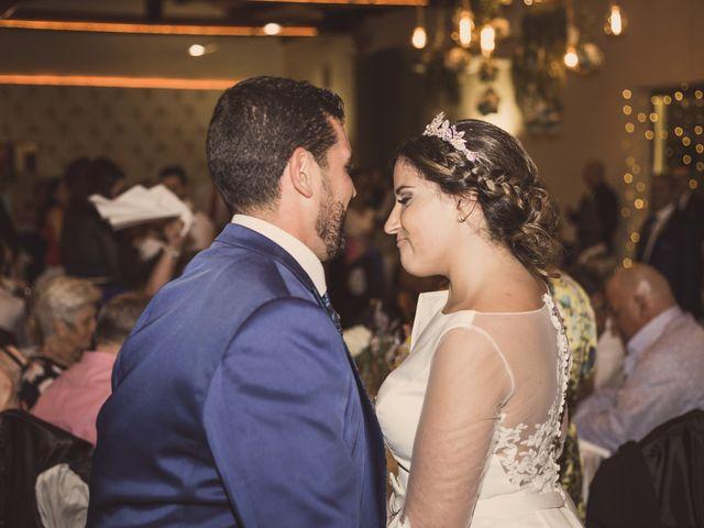 La boda de Isaac y Beatriz en Saelices, Cuenca 40