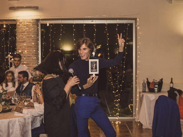 La boda de Isaac y Beatriz en Saelices, Cuenca 42