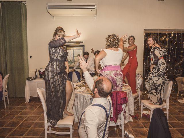 La boda de Isaac y Beatriz en Saelices, Cuenca 47