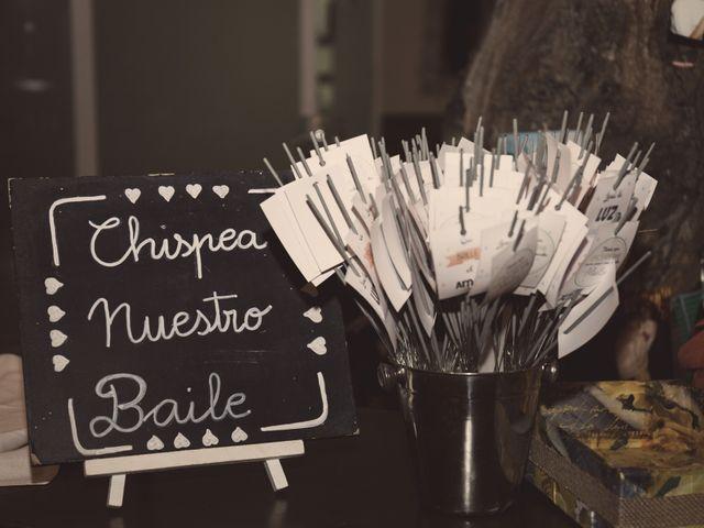 La boda de Isaac y Beatriz en Saelices, Cuenca 50