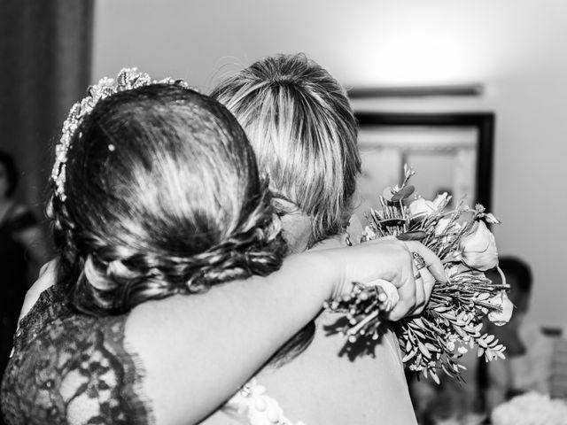 La boda de Isaac y Beatriz en Saelices, Cuenca 52
