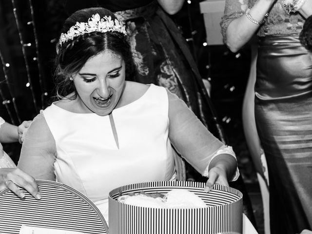 La boda de Isaac y Beatriz en Saelices, Cuenca 53