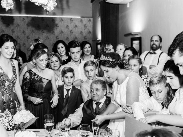 La boda de Isaac y Beatriz en Saelices, Cuenca 54