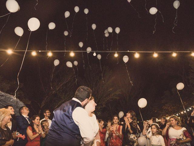 La boda de Isaac y Beatriz en Saelices, Cuenca 58