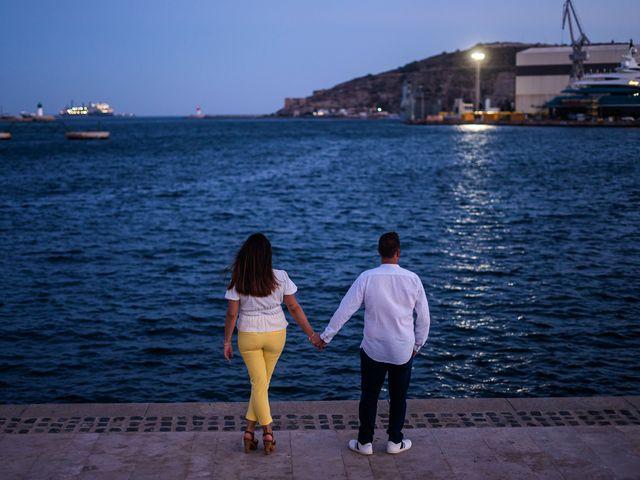 La boda de Laura y Jorge en Torre Pacheco, Murcia 107