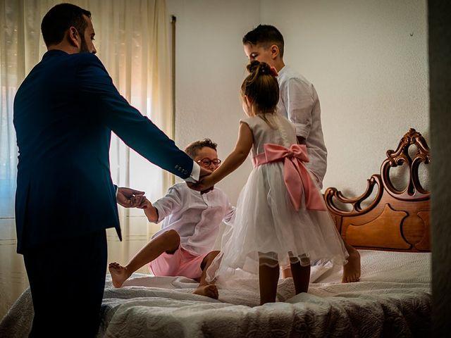 La boda de Laura y Jorge en Torre Pacheco, Murcia 37