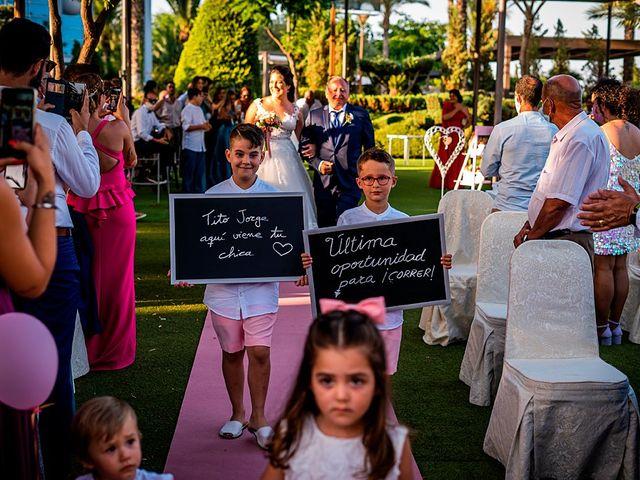 La boda de Laura y Jorge en Torre Pacheco, Murcia 51