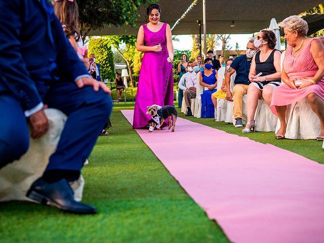 La boda de Laura y Jorge en Torre Pacheco, Murcia 56