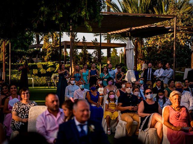 La boda de Laura y Jorge en Torre Pacheco, Murcia 69