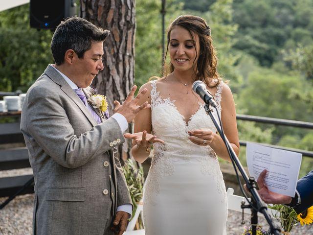 La boda de Cristina y Eva en Castellar Del Valles, Barcelona 38