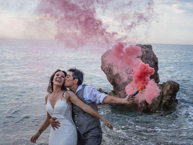 La boda de Cristina y Eva en Castellar Del Valles, Barcelona 1